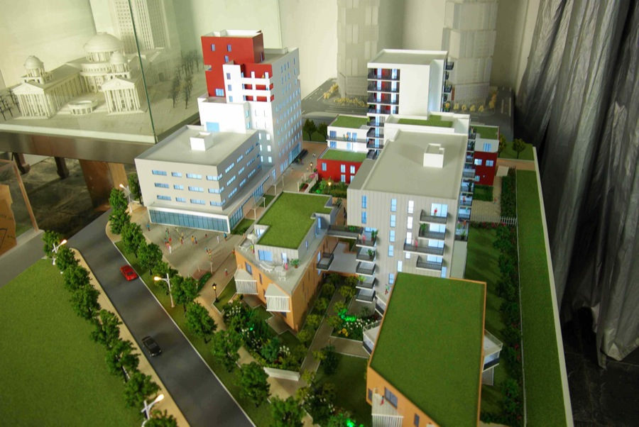 Scale Models Commercial and Residential 3