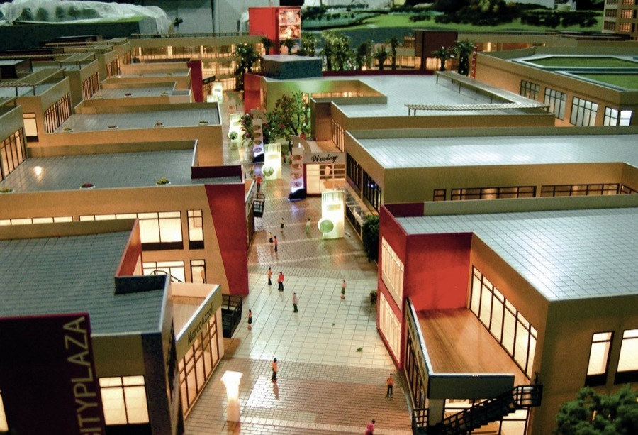 Scale Models Commercial and Residential 7