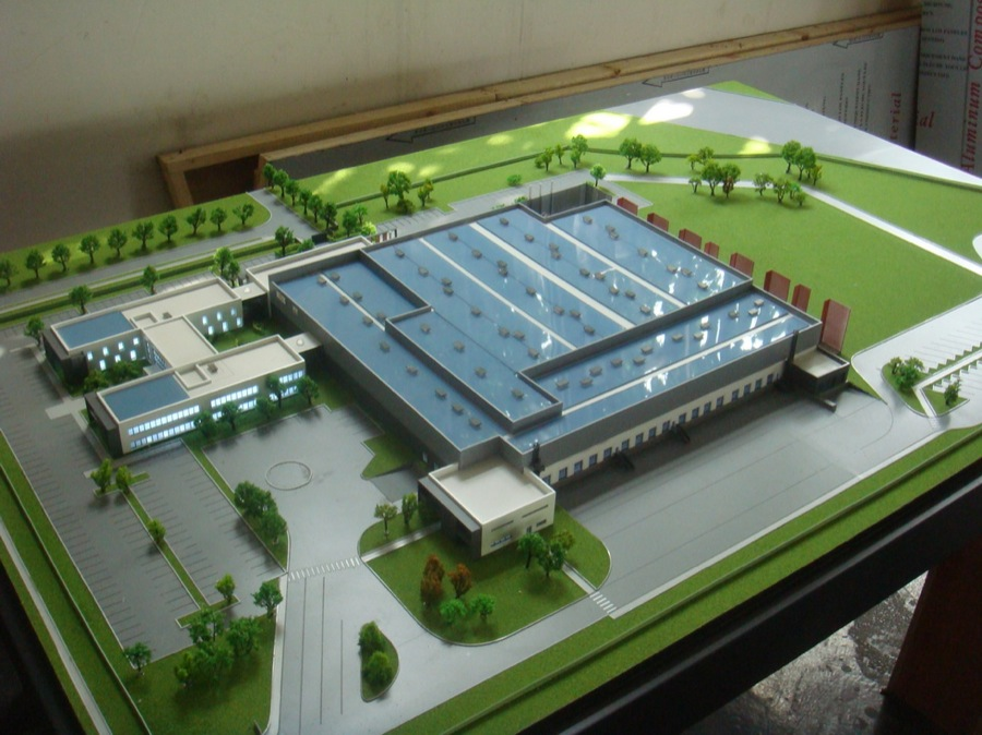 Scale Models Commercial and Residential 12