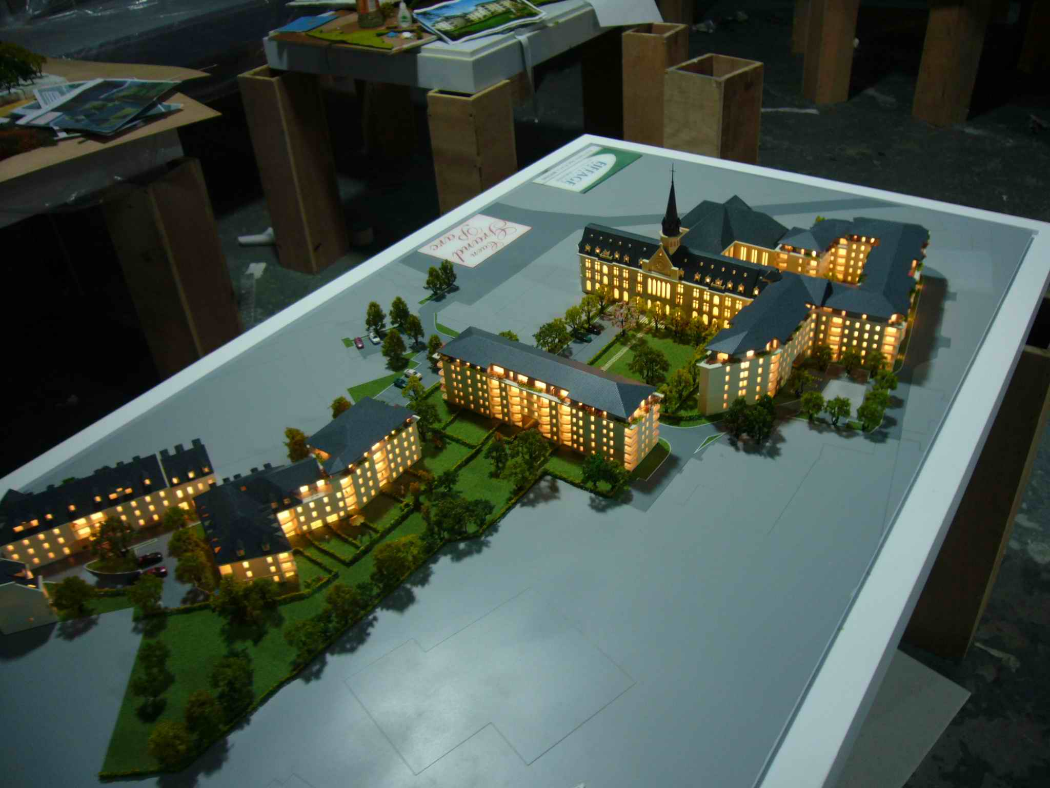 Scale Models Commercial and Residential 22