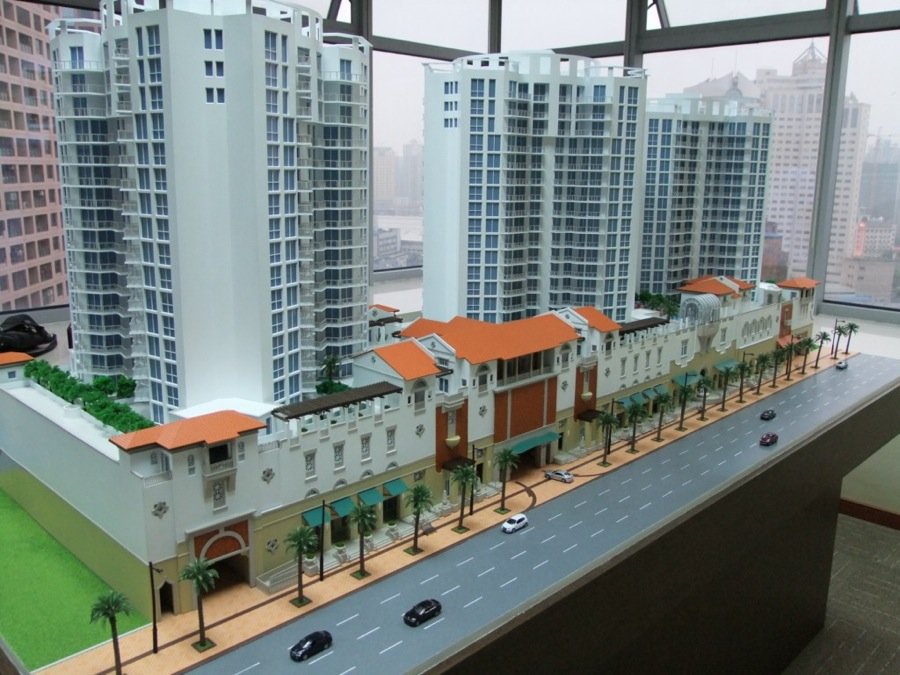 Scale Models Commercial and Residential 18