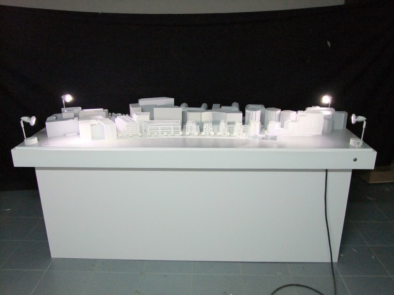 Scale Models Commercial and Residential 31