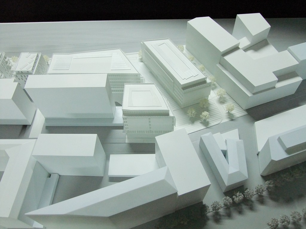 Scale Models Commercial and Residential 28