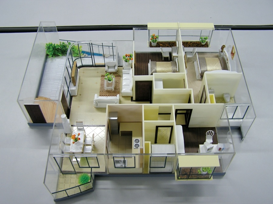 Altexgroup for Apartment design models
