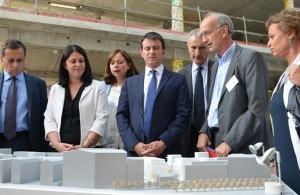 French PM Valls Altex 2